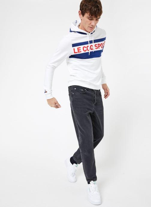 depht Coq Saison Blue N°2 VêtementsSweats Optical White Le Ess New Hoody M Sportif TF13JcKl