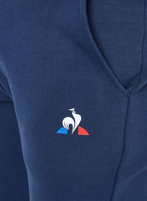 Vêtements Le Coq Sportif ESS Pant Slim N°1 M Bleu vue face