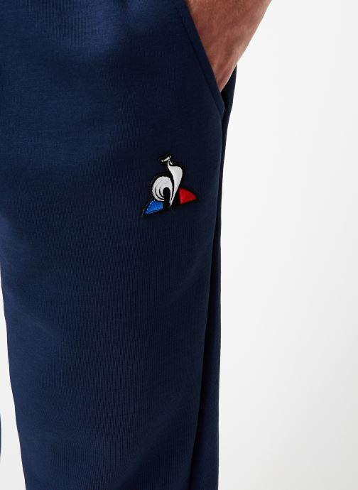 Kleding Le Coq Sportif ESS Pant Slim N°1 M Blauw voorkant