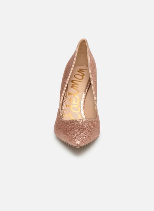 High heels Sam Edelman Hazel Pink model view
