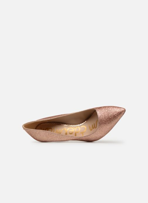 High heels Sam Edelman Hazel Pink view from the left