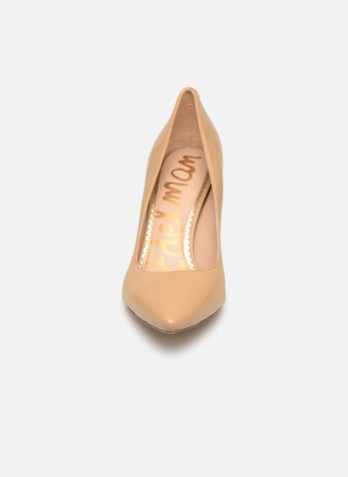 Escarpins Sam Edelman Hazel Beige vue portées chaussures