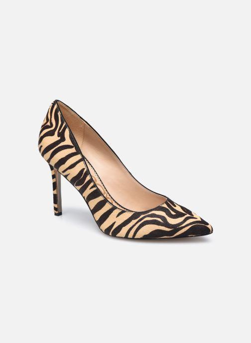 Zapatos de tacón Sam Edelman Hazel Beige vista de detalle / par