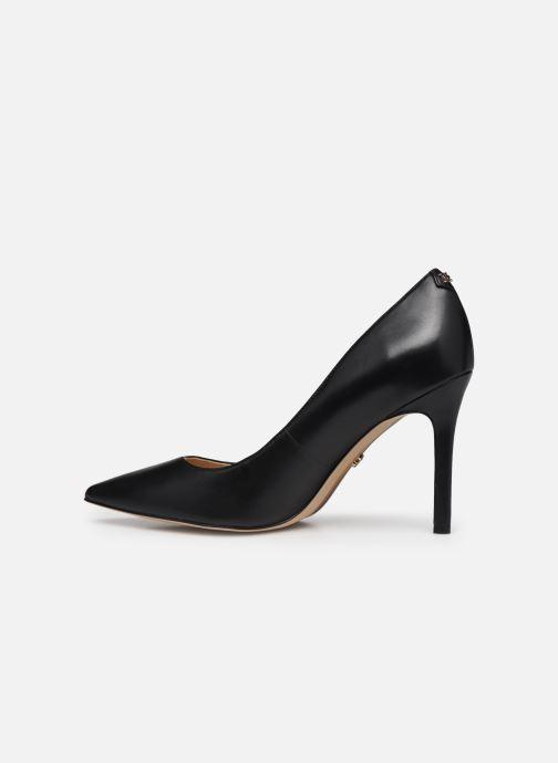 Zapatos de tacón Sam Edelman Hazel Negro vista de frente