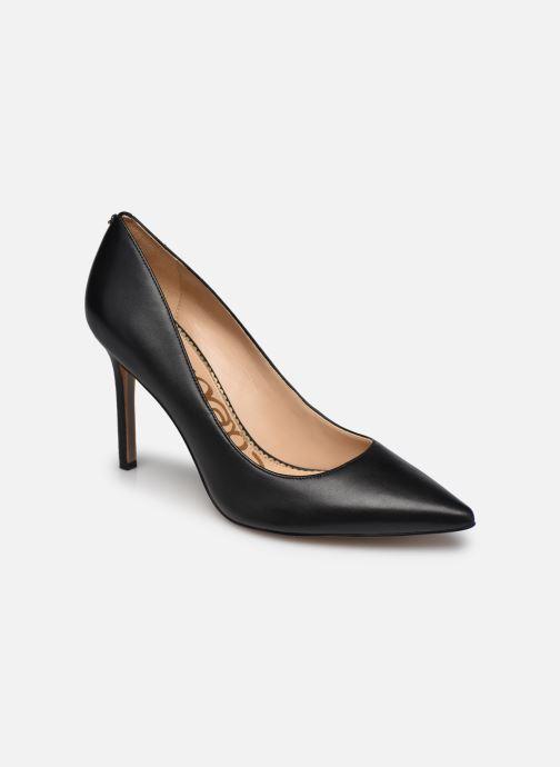 Zapatos de tacón Sam Edelman Hazel Negro vista de detalle / par