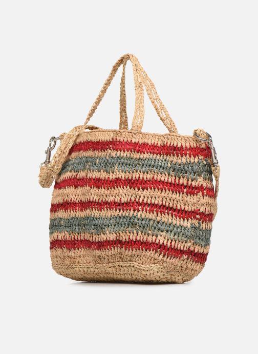 Handtaschen Vanessa Bruno CABAS BABY mehrfarbig schuhe getragen