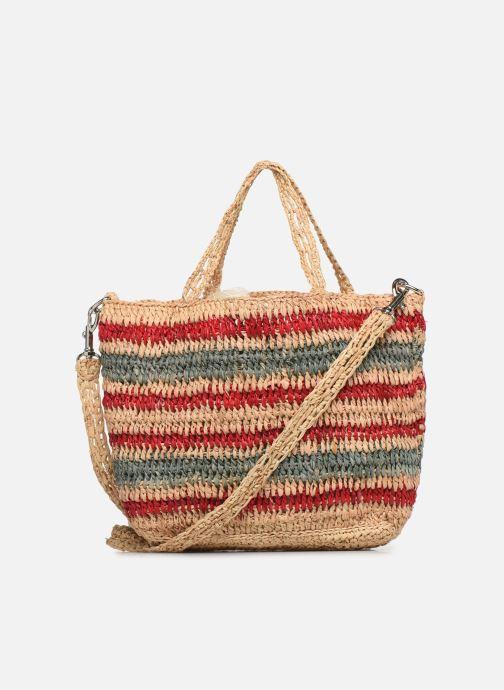 Handtaschen Vanessa Bruno CABAS BABY mehrfarbig ansicht von vorne