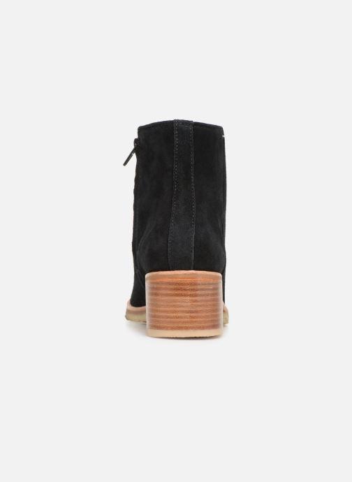 Bottines et boots Clarks Originals Amara Boot Noir vue droite