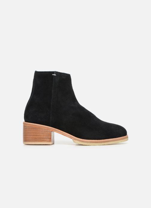 Boots en enkellaarsjes Clarks Originals Amara Boot Zwart achterkant
