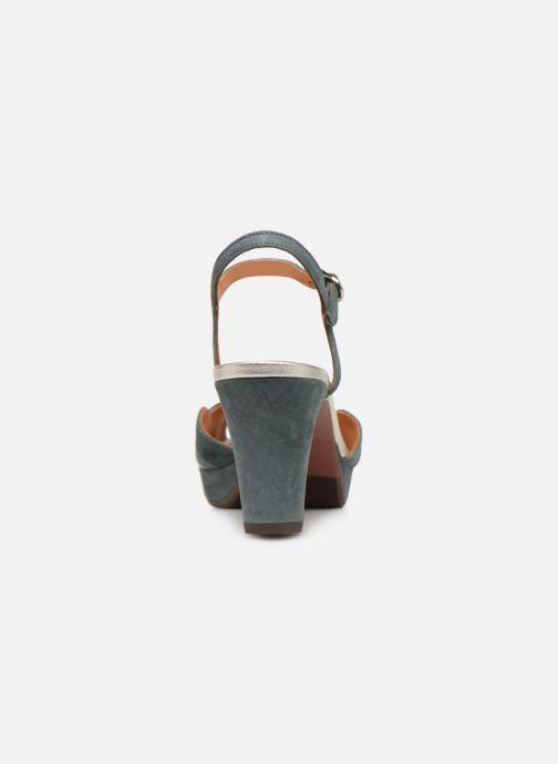 Sandales et nu-pieds Chie Mihara Nalu Bleu vue droite