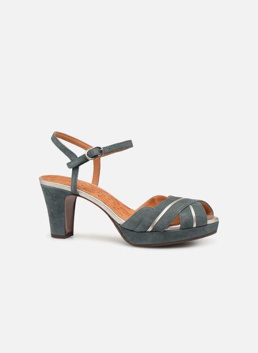 Sandales et nu-pieds Chie Mihara Nalu Bleu vue derrière