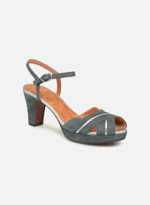 Sandales et nu-pieds Chie Mihara Nalu Bleu vue détail/paire