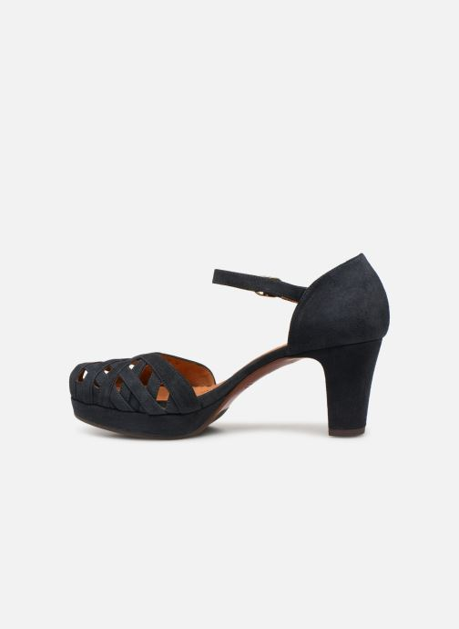 Sandales et nu-pieds Chie Mihara Ni-Irma Bleu vue face