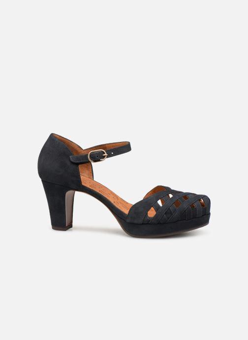 Sandales et nu-pieds Chie Mihara Ni-Irma Bleu vue derrière