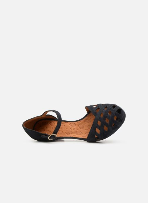 Sandales et nu-pieds Chie Mihara Ni-Irma Bleu vue gauche