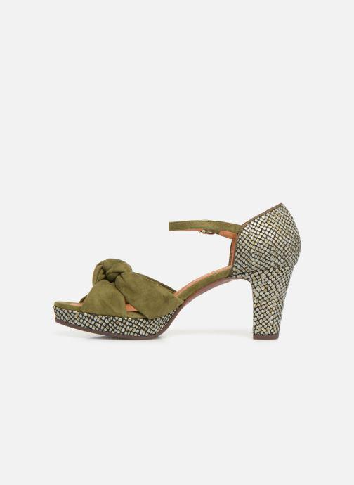 Sandaler Chie Mihara Naira Grøn se forfra