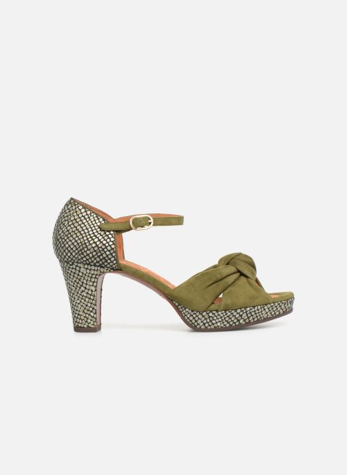 Sandaler Chie Mihara Naira Grøn se bagfra