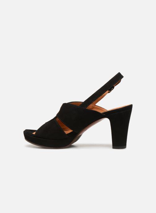 Zapatos de tacón Chie Mihara Eskol Negro vista de frente