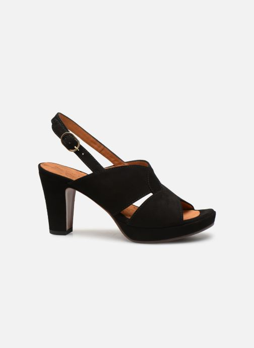 Zapatos de tacón Chie Mihara Eskol Negro vistra trasera