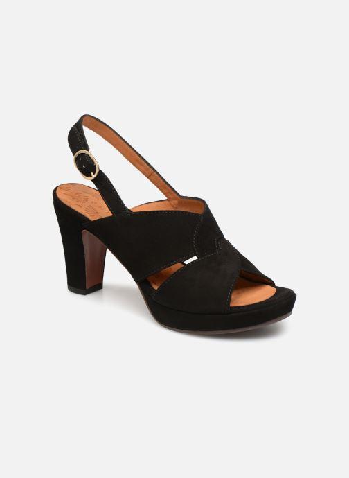 Zapatos de tacón Chie Mihara Eskol Negro vista de detalle / par