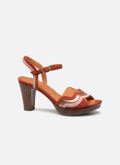 Sandales et nu-pieds Chie Mihara Enea Rouge vue derrière