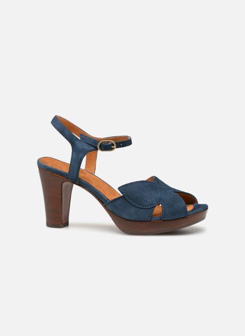 Sandales et nu-pieds Chie Mihara E-Ebisa Bleu vue derrière