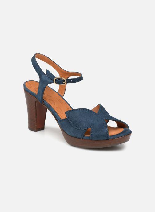 Sandales et nu-pieds Chie Mihara E-Ebisa Bleu vue détail/paire