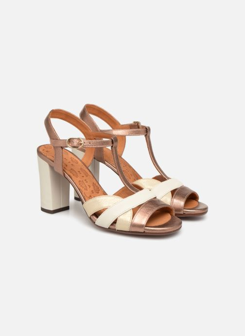 Sandales et nu-pieds Chie Mihara Beirun Marron vue 3/4