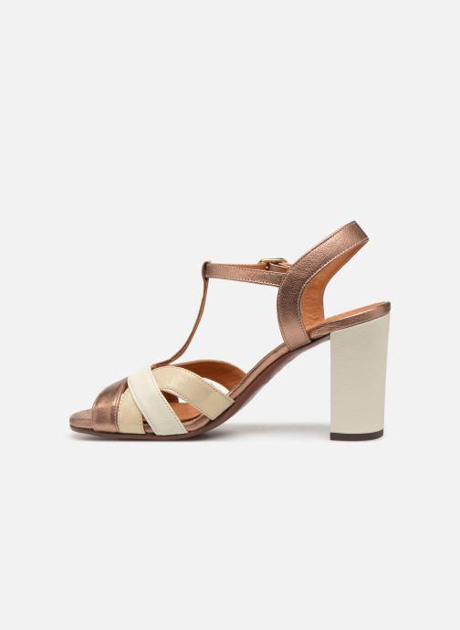 Sandales et nu-pieds Chie Mihara Beirun Marron vue face