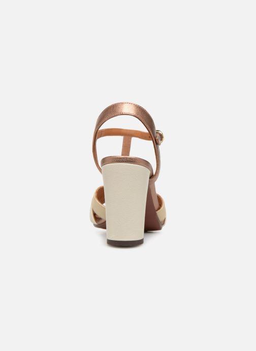Sandales et nu-pieds Chie Mihara Beirun Marron vue droite