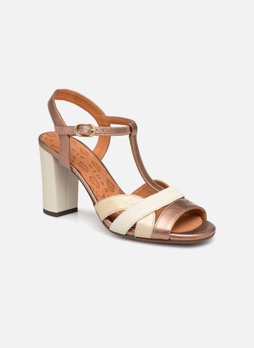 Sandales et nu-pieds Chie Mihara Beirun Marron vue détail/paire