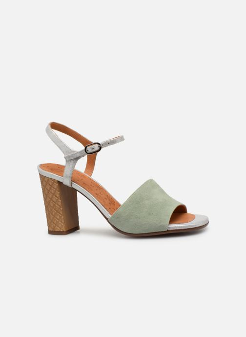Sandales et nu-pieds Chie Mihara Ba-Parigi Bleu vue derrière