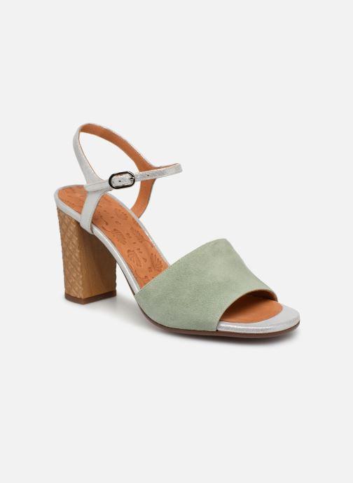Sandales et nu-pieds Chie Mihara Ba-Parigi Bleu vue détail/paire