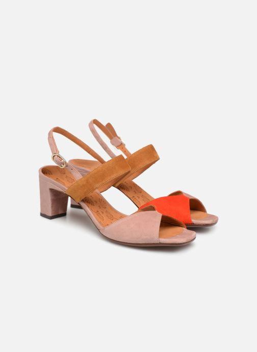 Sandales et nu-pieds Chie Mihara Luzula Rose vue 3/4
