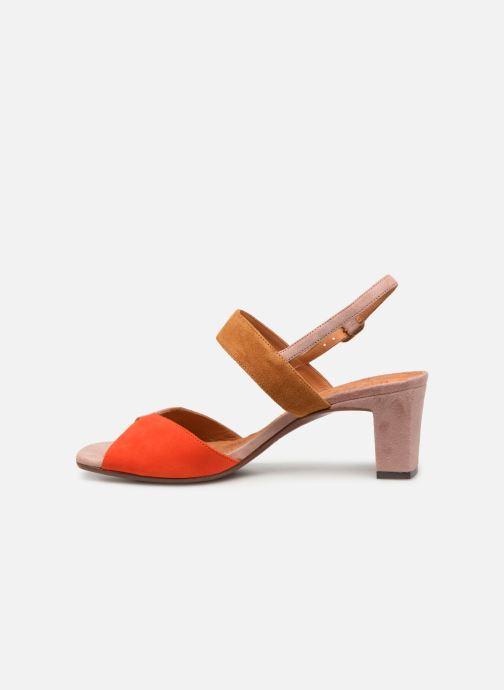 Sandales et nu-pieds Chie Mihara Luzula Rose vue face