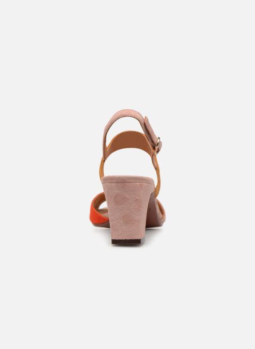 Sandales et nu-pieds Chie Mihara Luzula Rose vue droite