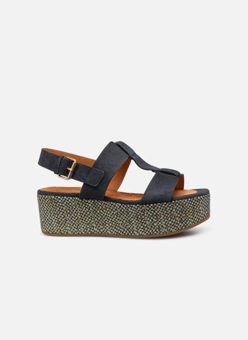 Sandales et nu-pieds Chie Mihara Olivia Bleu vue derrière