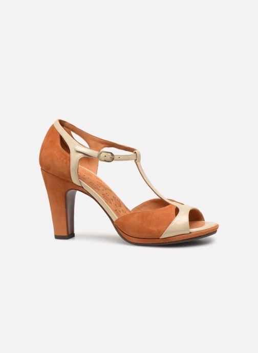 High heels Chie Mihara Acai Brown back view