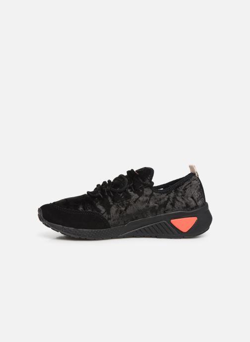 Sneakers Diesel S-Kby Zwart voorkant