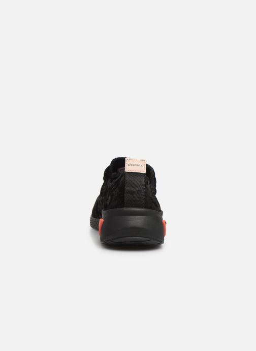 Baskets Diesel S-Kby Noir vue droite