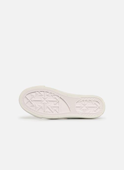 Sneakers Diesel S-Astico Mid Lace W Bianco immagine dall'alto