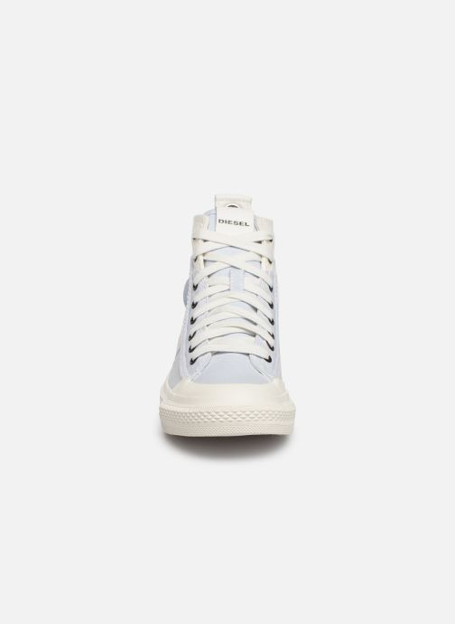 Trainers Diesel S-Astico Mid Lace W Blue model view