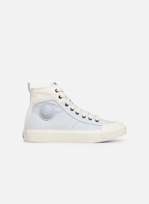 Trainers Diesel S-Astico Mid Lace W Blue back view