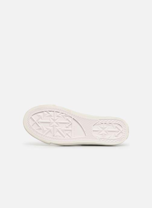 Sneakers Diesel S-Astico Mid Lace W Blå bild från ovan