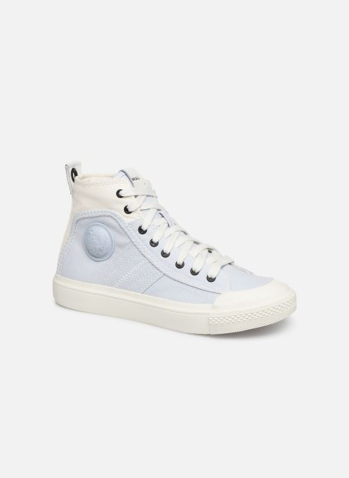 Trainers Diesel S-Astico Mid Lace W Blue detailed view/ Pair view