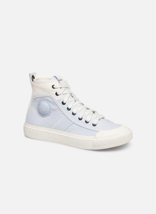 Sneakers Diesel S-Astico Mid Lace W Blå detaljerad bild på paret