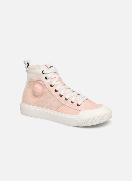 Sneaker Diesel S-Astico Mid Lace W rosa detaillierte ansicht/modell