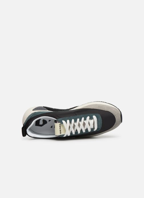 Trainers Diesel S-Kb Low Lace Grey view from the left