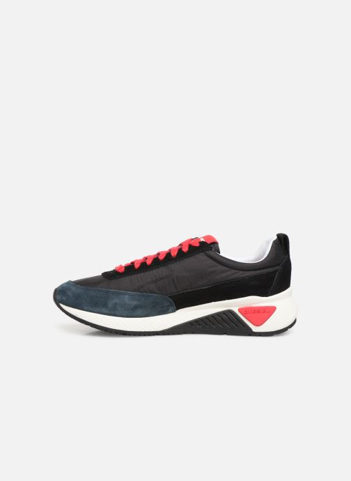 Trainers Diesel S-Kb Low Lace Black front view