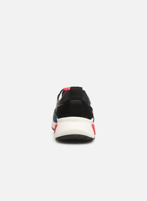Baskets Diesel S-Kb Low Lace Noir vue droite